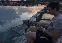 亲营海上休闲钓场