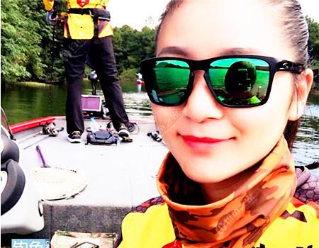 丽娜钓鱼日记(31):记常吉路亚城市公开赛
