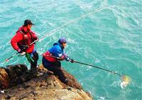 分享五个海边矶钓必备的实战技巧