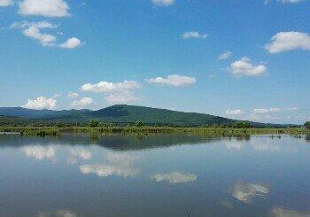 勤德利农场水库