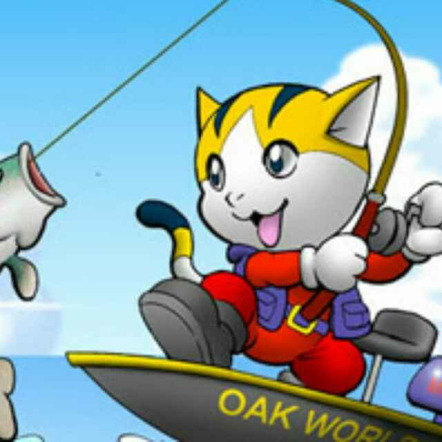爱钓鱼的猫2