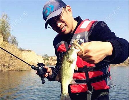 礼泉湖猎鲈记 拟饵钓鲈鱼