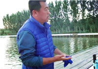 《陪着地瓜去钓鱼》20171003 北京平谷腾飞鲫鱼蹭杆(上)