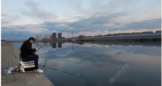 钓鱼要趁早不然冬天就来了!
