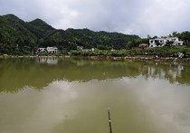 清水六亩池塘