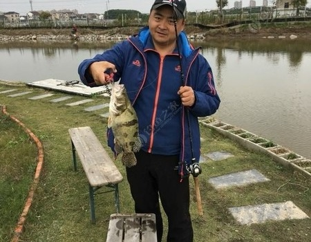 坎中路练杆塘解毒 拟饵钓鳜鱼
