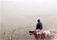 钓友解析冬季钓鱼时如何能准确找到鱼窝