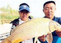 《游钓中国》第二季27集 沙漠绿洲七星湖 抛竿作钓诱鲤鱼