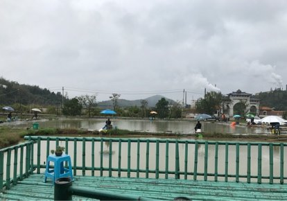 木西林钓鱼场