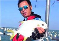 《海洋战士》20161208 闽南海域探鲷鱼 钓友双尾中金鲳鱼