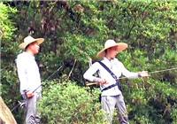 《钩尖上的中国》20161218 西南地区独特盘车溪流钓