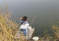钓鱼大师带你了解冬季钓鱼钓位准则