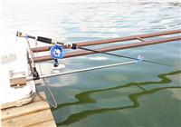 冬季筏釣線組的配置與作釣技巧
