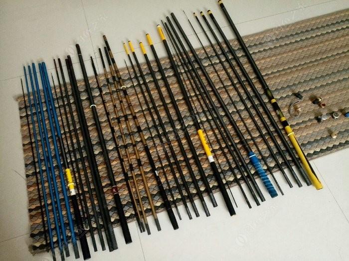 diy自制简易的修复浮漂和鱼竿的工具
