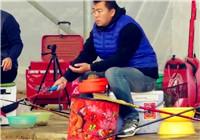 《陪着地瓜去钓鱼》20171210 天津塘沽滨海一号大棚(二)