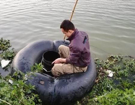 大风大浪钓西江闸口 化氏饵料钓鲮鱼