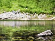 冬季江河钓鱼之钓位选择