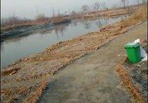 腾龙家庭农场水库