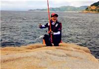 《游钓珠海》第2期  万山岛矶钓冒险垂钓行抽铁板上鱼不停(上)