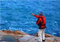 《游釣珠海》第4期 磯釣大萬山老鼠洲 迎著風浪作釣難(上)
