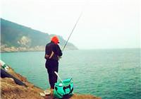 《游釣珠海》第4期 磯釣小萬山老鼠洲 迎著風浪作釣難(下)