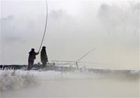 冬季如果不会这样钓鱼,还是劝你封竿吧!