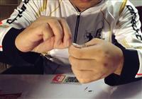 《筏钓宝典》 筏钓学堂(2)—咬铅如何与主线、子线对接