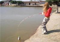 詳細分析提竿遛魚,專業的知識技巧分享!