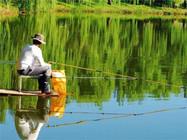 就知道在小河边野钓,试试来水库这样钓鱼,爆护那个人定是你!