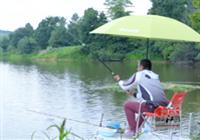 《钩尖江湖》钓鱼的故事08 让崔哥犯难的育清水库