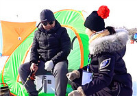 《去钓鱼》第155期 中国冰钓赛虎林决赛打响