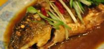 一句诗一道菜,诱人的野生鲤鱼挑战着你的味蕾!