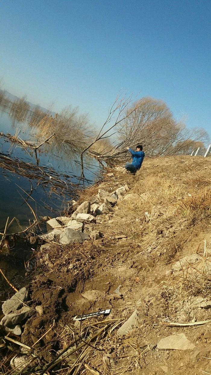 跑山一百多公里到官厅水库,找到钓鱼好地儿,这回野爽了