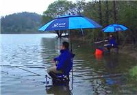 《我的7日江湖》第二季04期 连续降雨水位上涨 各个队伍钓鱼难(下)