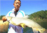 《游钓中国》第二季44集 大毛再次岸钓棉花滩  巧避杂鱼擒巨物