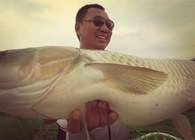 《钩尖江湖》之钓鱼的故事 11 在五星级水库会发生的故事