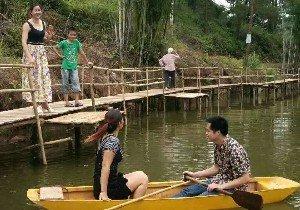 大坡白露塘钓鱼场