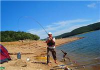 学习抛竿钓法不能错过的9个技巧