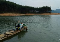 淺析筏釣基礎之釣位選擇技巧及選擇魚竿