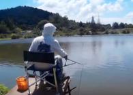 《麦子钓鱼》 钓鱼实战53浮底结合钓草鱼,连爆两箱