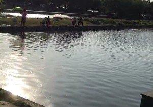 云龙湖钓鱼岛垂钓中心