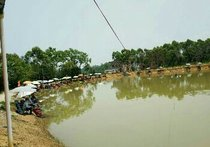 东升钓鱼场