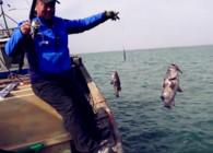 《游钓中国》第四季 第43集 金沙滩海钓行 碧波浩渺寻觅时令海鱼