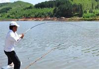 职业钓手最有效的提竿遛鱼技巧 值得学习~