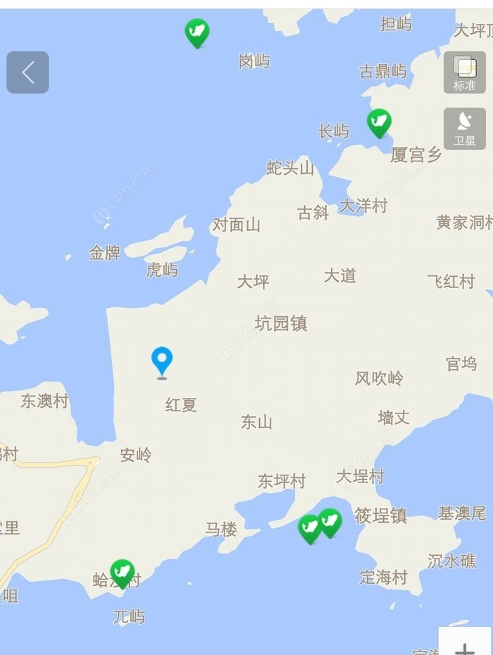 连江县地图高清版大图