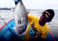 《未明之地》第7集 BKK路亚钓手杨杨挑战印尼海钓 追求爆发和力量的海钓之行