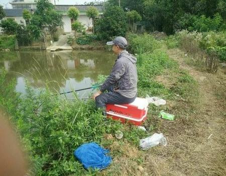釣魚全紀錄第38集:梅雨欲來云滿天,陰云壓天天欲墜 釣魚之家餌料釣鰱鳙魚