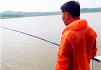 《闖江湖王澤岐》第34期 防洪退水魚難釣,王澤岐艱難水庫行