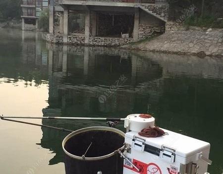 夜钓琵琶湖(二)国家火山地质公园深水有巨青 钓鱼之家饵料钓青鱼