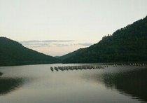 麒麟山风景区麒麟湖